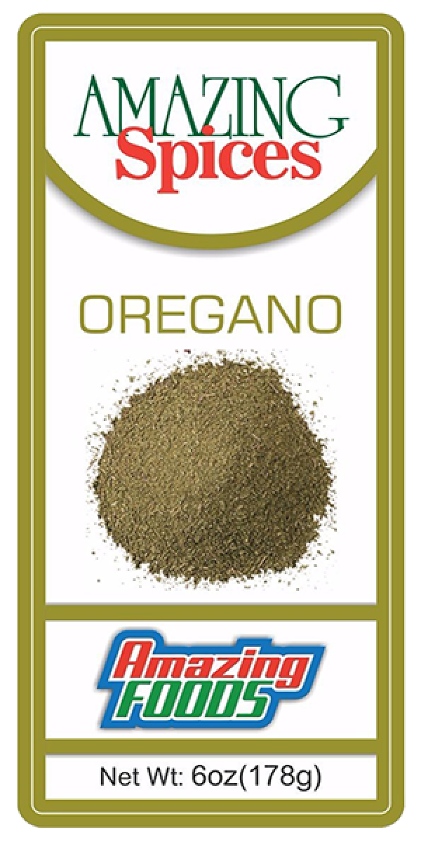 Ground Oregano, 6oz(178g)