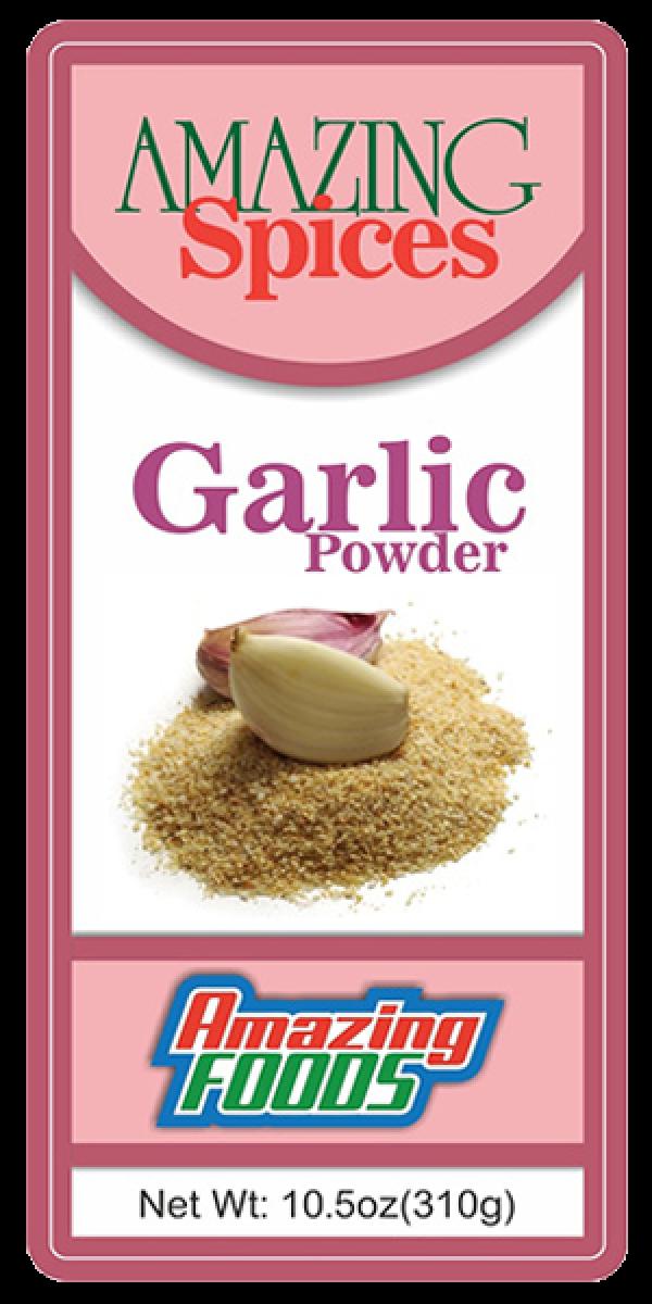 Garlic Powder, 10oz(296g)