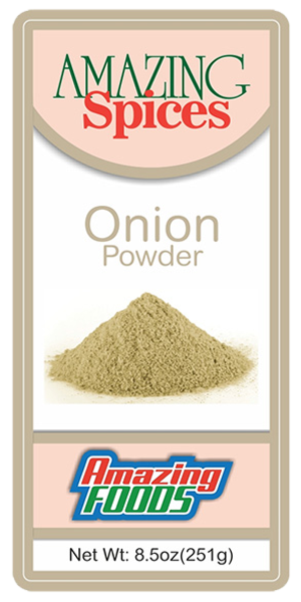 Onion Powder, 8.5oz(251g)