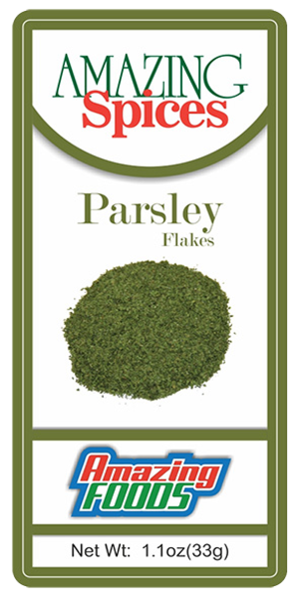 Parsley Flakes, 1.1oz(33g)