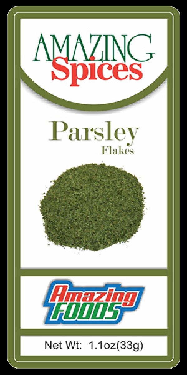Parsley Flakes, 1.1oz(33g)