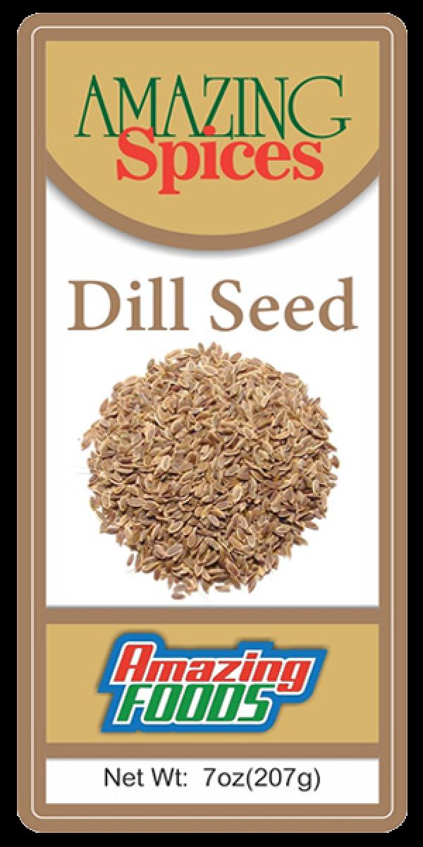 Dill Seeds, 7oz(207g)