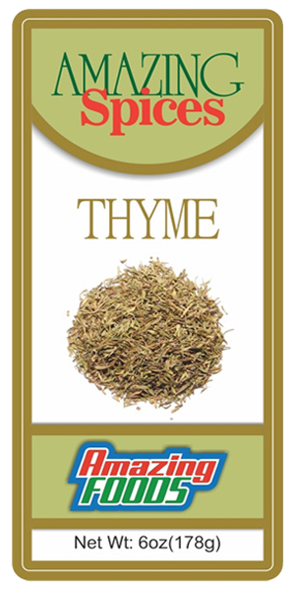 Ground Thyme, 6oz(178g)