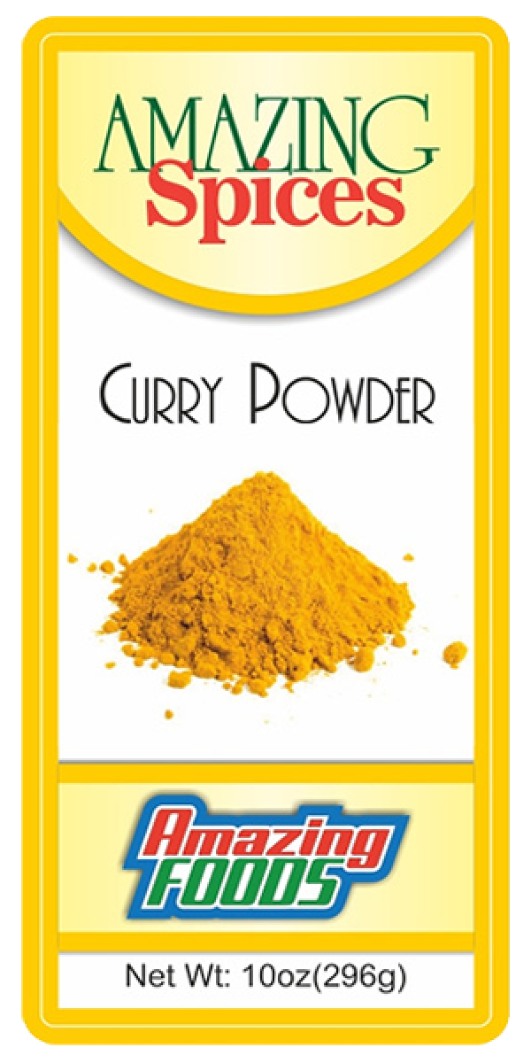 Curry Powder, 10oz(296g)
