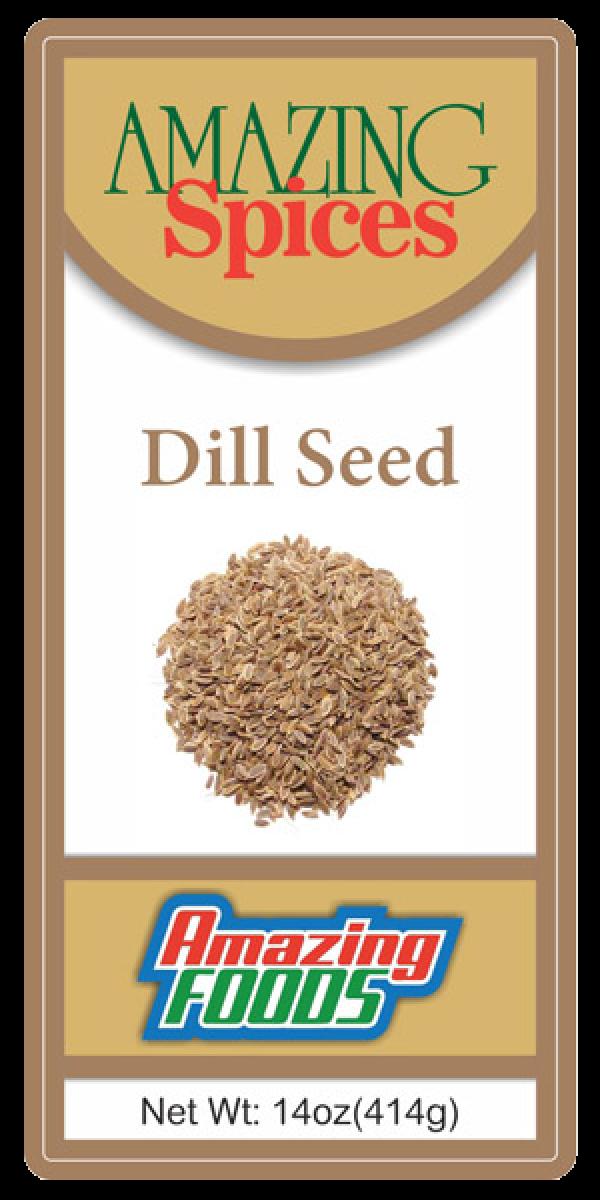 Dill Seeds, 14oz(414g)
