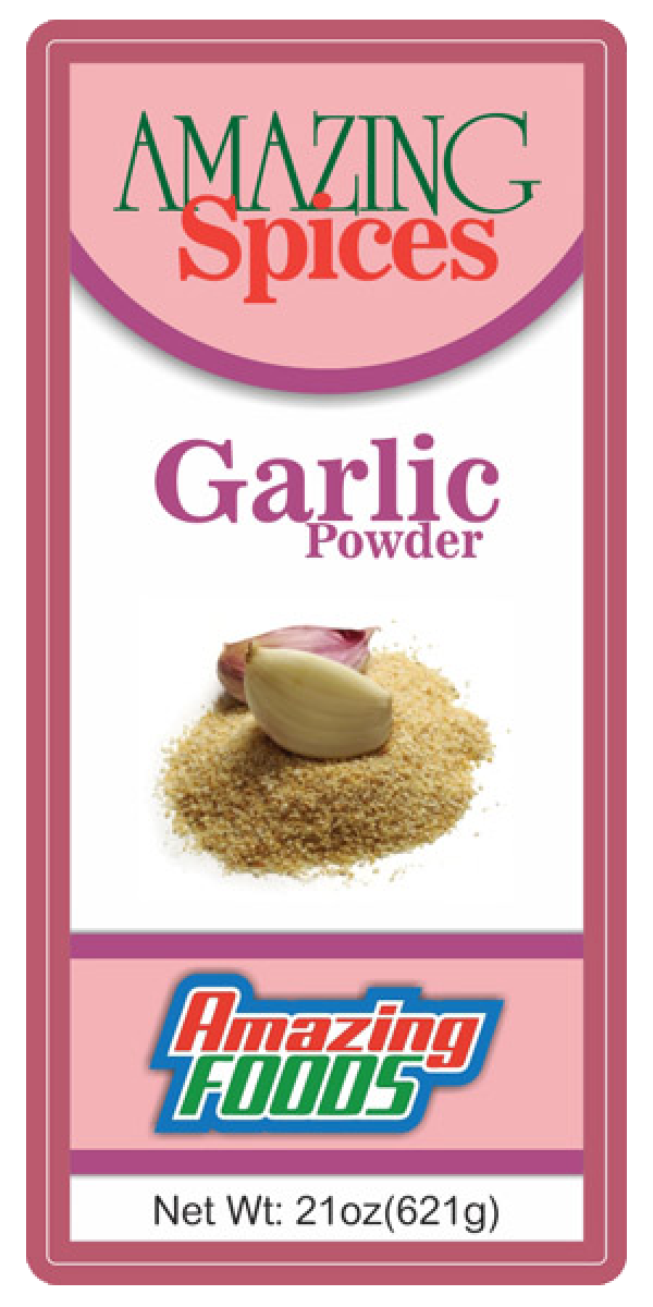 Garlic Powder 21oz(621g)