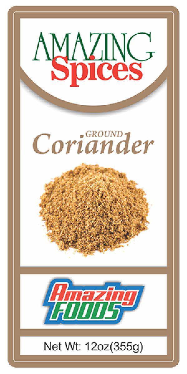 Ground Coriander, 12oz(355g)