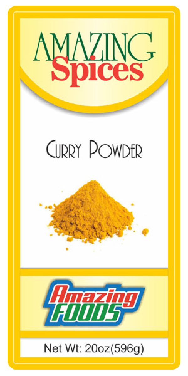 Curry Powder, 20oz(592g)