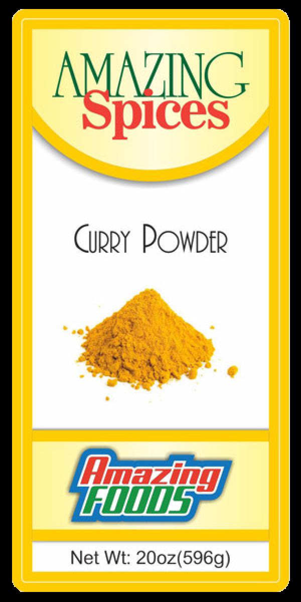 Curry Powder, 20oz(592g)