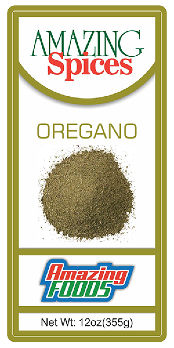 Ground Oregano, 12oz(355g)
