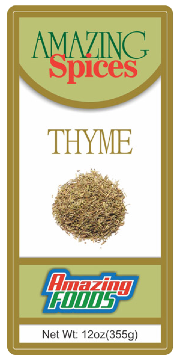 Ground Thyme, 12oz(355g)