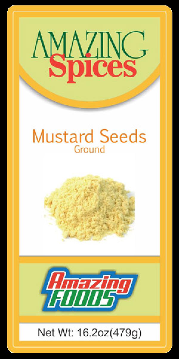 Mustard Seeds, 16.2oz(480g)