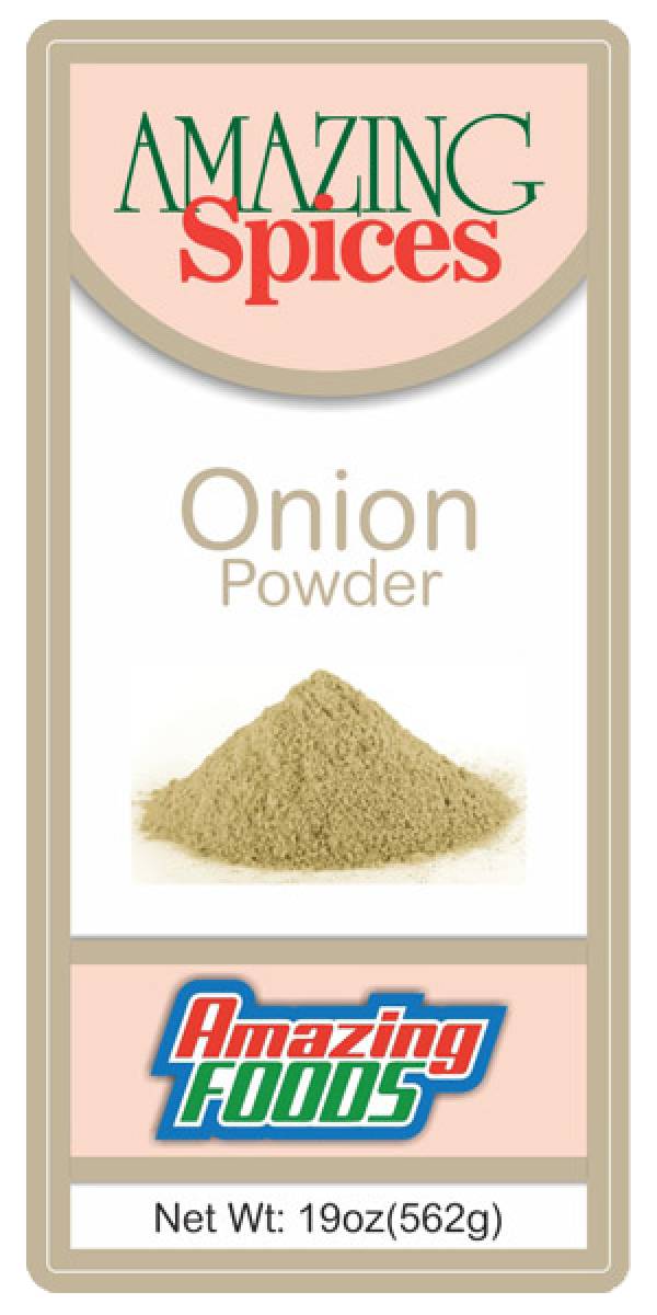 Onion Powder, 19oz(562g)
