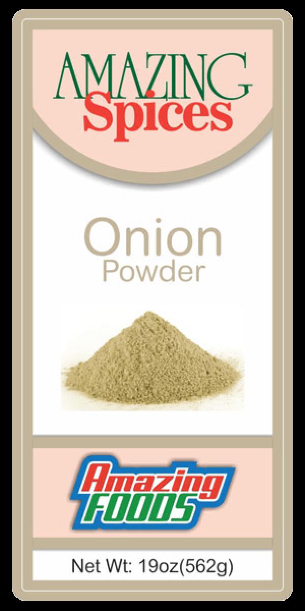 Onion Powder, 19oz(562g)