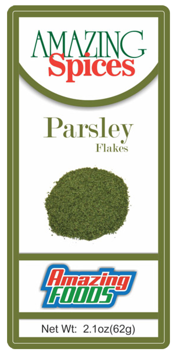 Parsley Flakes 2.1oz(62g)