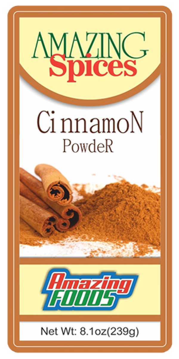 Ground Cinnamon 8.1oz(239g)