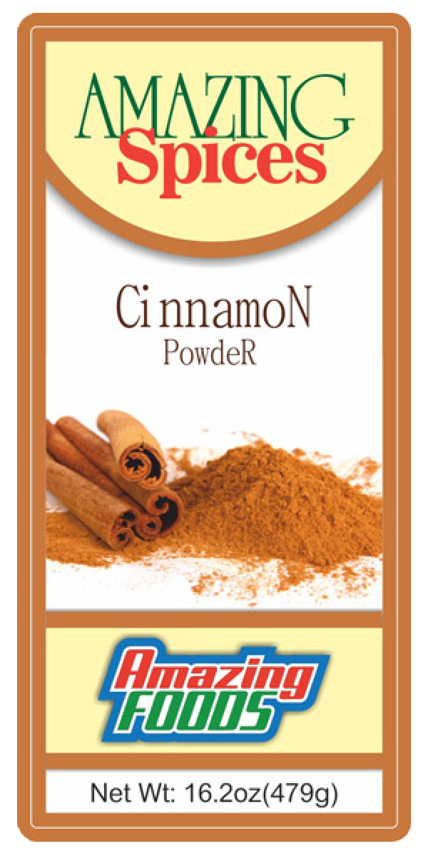 Ground Cinnamon 16.2oz(479g)