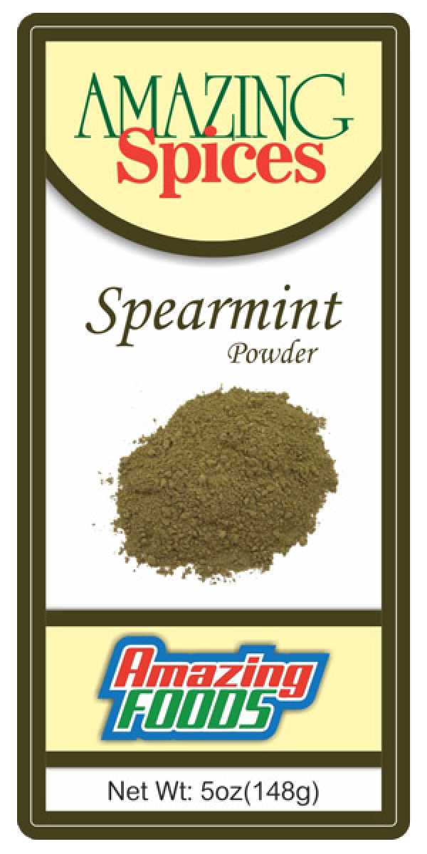 Spearmint Powder, 5oz(148g)