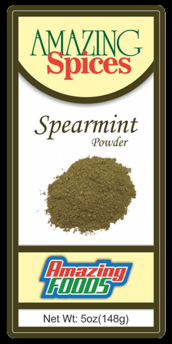 Spearmint Powder, 5oz(148g)