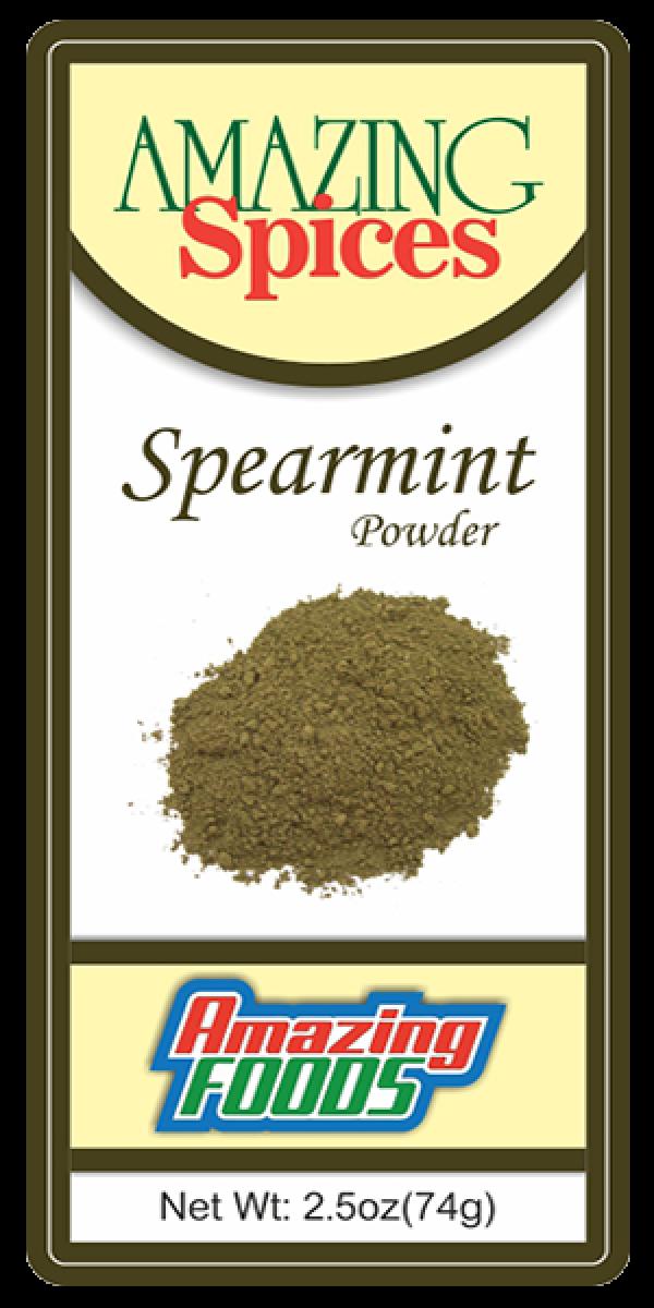 Spearmint Powder, 2.5oz(74g)