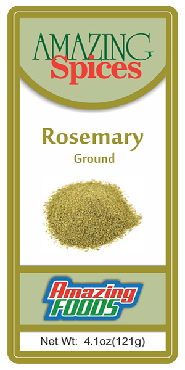 Rosemary, Ground      4.1oz(121g)