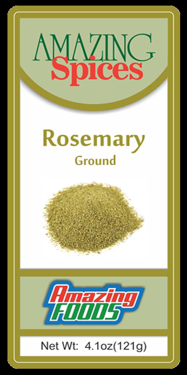 Rosemary, Ground      4.1oz(121g)