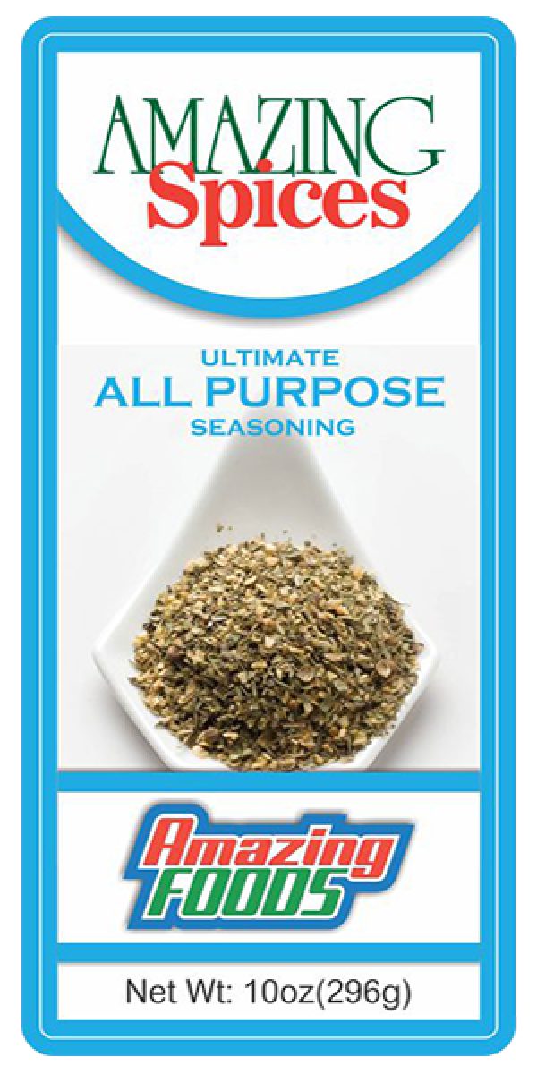 Ultimate All Purpose Seasoning, 10oz(296g)